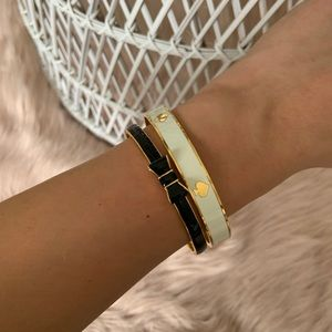 Kate spade bangles set of two